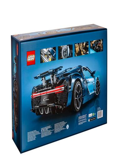 Lego LEGO Technic Bugatti Chiron Renkli